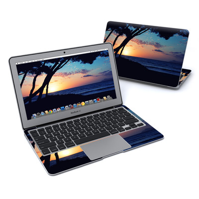 MacBook Air 11in Skin - Mallorca Sunrise