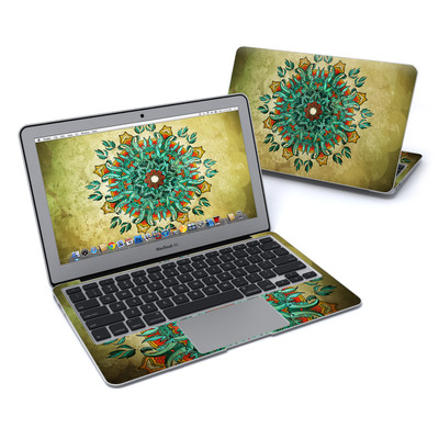 MacBook Air 11in Skin - Mandela