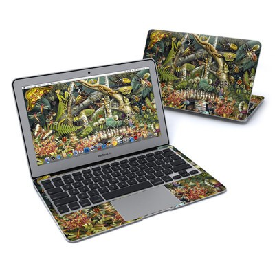 MacBook Air 11in Skin - Mantis Mundi