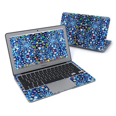 MacBook Air 11in Skin - My Blue Heaven