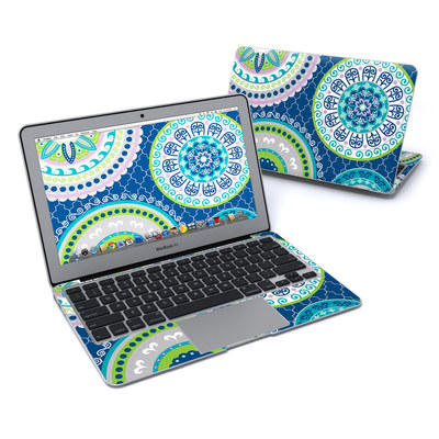 MacBook Air 11in Skin - Medallions
