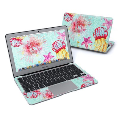 MacBook Air 11in Skin - Meduzas