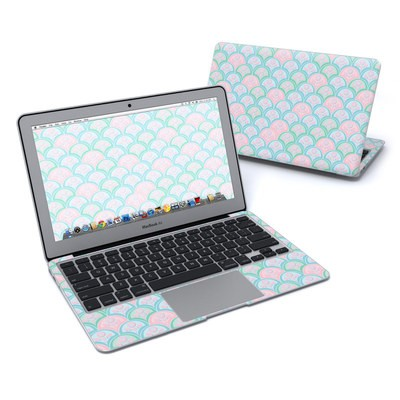 MacBook Air 11in Skin - Mermaid Gem