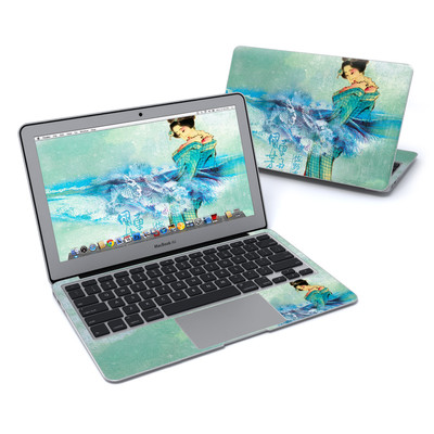 MacBook Air 11in Skin - Magic Wave