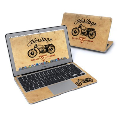 MacBook Air 11in Skin - MotoGP Heritage