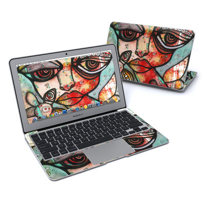 MacBook Air 11in Skin - Mine