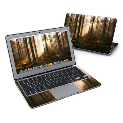 MacBook Air 11in Skin - Misty Trail
