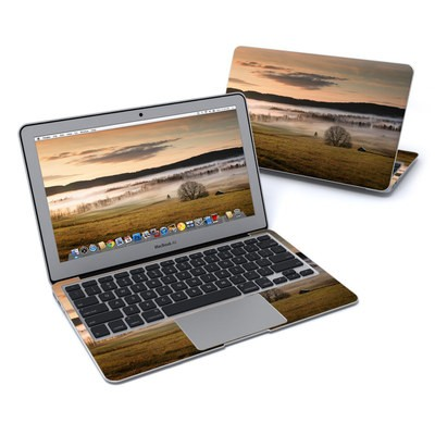 MacBook Air 11in Skin - Misty Morning