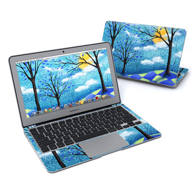 MacBook Air 11in Skin - Moon Dance Magic