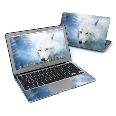 MacBook Air 11in Skin - Moon Spirit