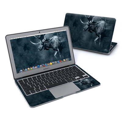 MacBook Air 11in Skin - Moose
