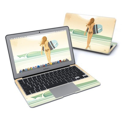 MacBook Air 11in Skin - Morning Ease