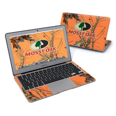 MacBook Air 11in Skin - Break-Up Lifestyles Autumn