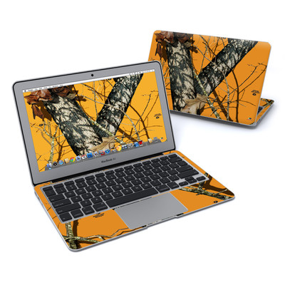 MacBook Air 11in Skin - Blaze