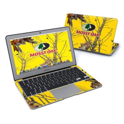MacBook Air 11in Skin - Break-Up Lifestyles Cornstalk