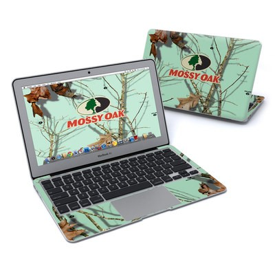 MacBook Air 11in Skin - Break-Up Lifestyles Equinox