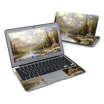 MacBook Air 11in Skin - Mountain Majesty