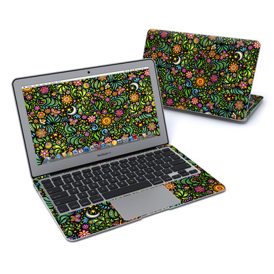 MacBook Air 11in Skin - Nature Ditzy