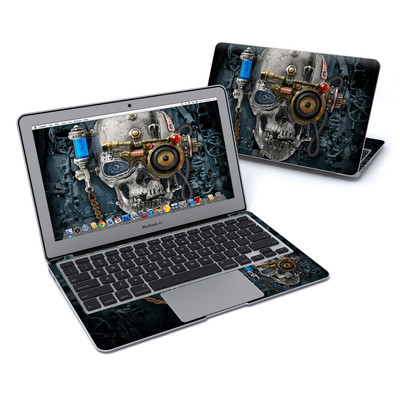 MacBook Air 11in Skin - Necronaut