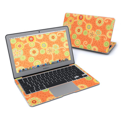 MacBook Air 11in Skin - Nina