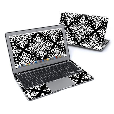 MacBook Air 11in Skin - Noir