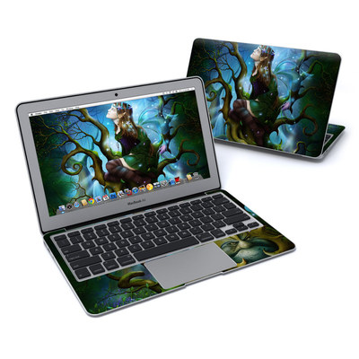 MacBook Air 11in Skin - Nightshade Fairy