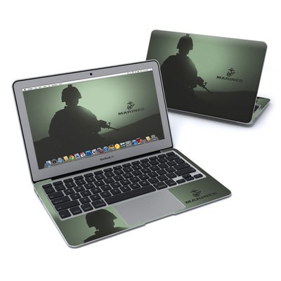 MacBook Air 11in Skin - Night Vision