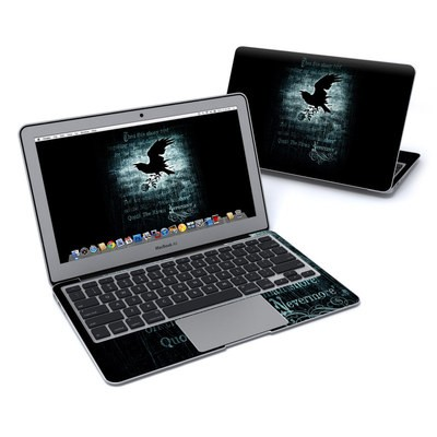 MacBook Air 11in Skin - Nevermore
