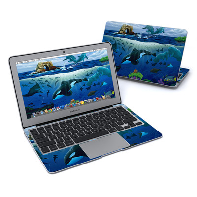 MacBook Air 11in Skin - Oceans For Youth