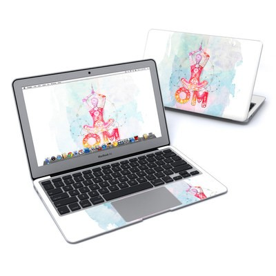 MacBook Air 11in Skin - Om Spirit