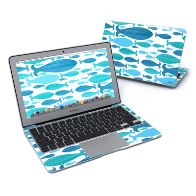 MacBook Air 11in Skin - Ocean Rain