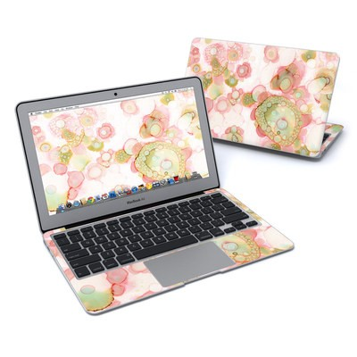 MacBook Air 11in Skin - Organic In Pink