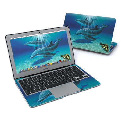 MacBook Air 11in Skin - Ocean Serenity