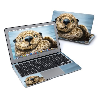 MacBook Air 11in Skin - Otter Totem