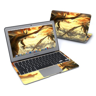 MacBook Air 11in Skin - Over the Clouds