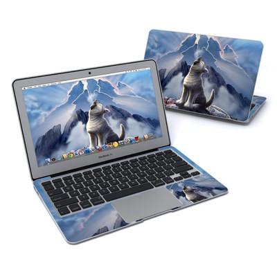 MacBook Air 11in Skin - Leader of the Pack