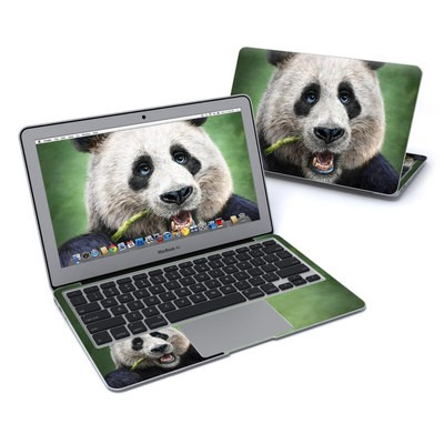 MacBook Air 11in Skin - Panda Totem