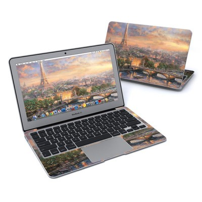 MacBook Air 11in Skin - Paris City of Love
