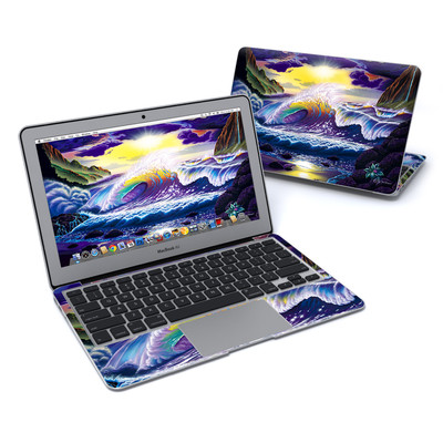 MacBook Air 11in Skin - Passion Fin