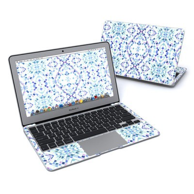 MacBook Air 11in Skin - Pastel Geo