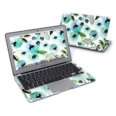 MacBook Air 11in Skin - Peonies
