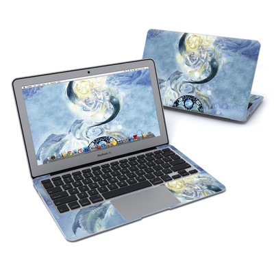 MacBook Air 11in Skin - Pisces