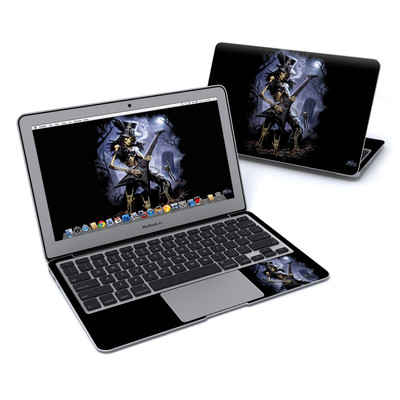 MacBook Air 11in Skin - Play Dead