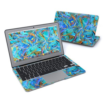 MacBook Air 11in Skin - Playful