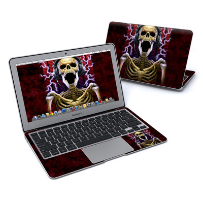 MacBook Air 11in Skin - Play Loud