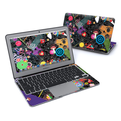 MacBook Air 11in Skin - Play Time