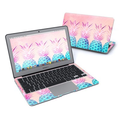 MacBook Air 11in Skin - Pineapple Farm
