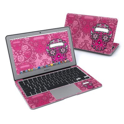 MacBook Air 11in Skin - Pink Lace