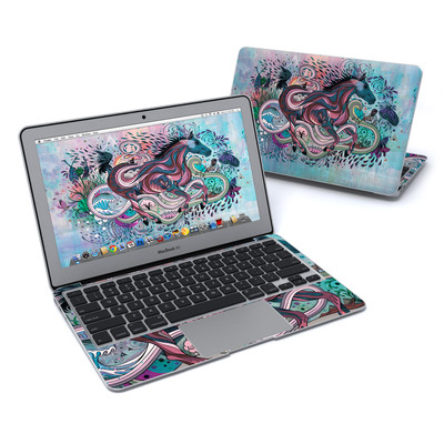 MacBook Air 11in Skin - Poetry in Motion