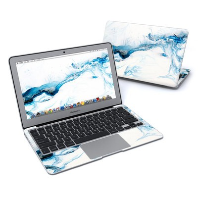 MacBook Air 11in Skin - Polar Marble
